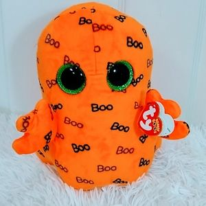 ty Beanie Boos Ghoulie Scariest ghost plush